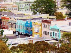san fransisco and redwoods 371 San Fransisco, Mansions, House Styles, Decor, Decoration, Villas, Dekoration, Inredning, Interior Decorating