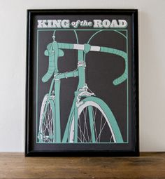 """$45 """"King of the Road"""" by Brainstorm"""