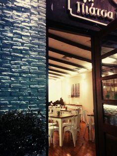 Italian restaurant Piatsa Makaroni