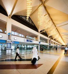 Dubai International Airport Terminal 1