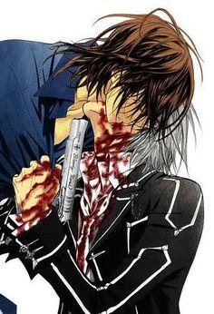 Blooodd and goooreee- vampire knight <3