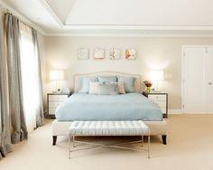 Nu är det hög tid att föra vårfint i sovrummet. Här är 25 vårfina och ljusa sovrum att hämta inspiration från.