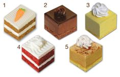 Petit Fours (8) - Elegant Desserts Inc. Superior Quality Desserts For The Most Perfect Occasions