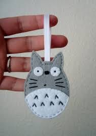 totoro ornaments - Google Search