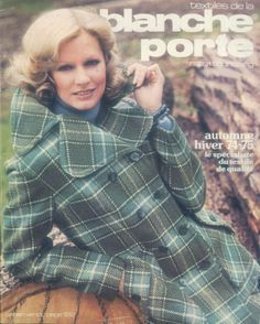 Catalogue Automne-Hiver 1974 1975 #blancheporte