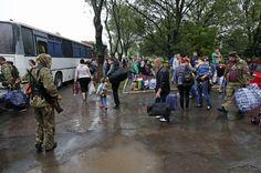 Ukraine forces breaks rebel airport blockade - Europe - Al Jazeera English