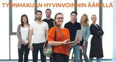 TYÖNHAKIJAN HYVINVOINNIN ÄÄRELLÄ | Hanna H. Kela | Pulse | LinkedIn