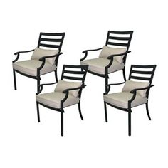 SONOMA outdoors 4-pc. Providence Dining Chair Set