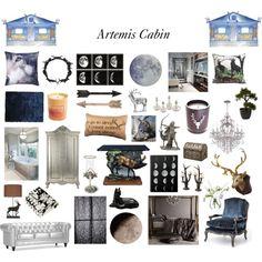 1000 images about cabin 8 artemis on pinterest artemis for Artemis decoration