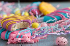 Easter Cookie Dough Fat Bombs