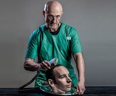 EXCLUSIVE: Disabled 'guinea pig' for first full HEAD transplant to meet surgeon for first time this week and insists he'll only go under knife when it is '99% possible' [Neuroscience News: http://futuristicnews.com/tag/brain/ Neuroscience Books: http://futuristicshop.com/category/neuroscience-books-neurotechnology-books/]