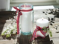 Slik pynter du til mai - Enkle tips What Is Patriotism, Flower Table Decorations, Constitution Day, American History Lessons, 4th Of July Celebration, Party Entertainment, Time To Celebrate, Holidays And Events, Craft Gifts