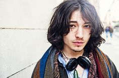 Ezra Miller, APRIL 26: OUT AND ABOUT IN STOCKHOLM, SWEDEN