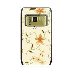 Elegant Flowers Nokia N8 Case