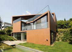House | Küsnacht, Switzerland | Wild Bär Heule Architekten AG