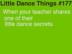 "Aaaaahhhhh ""add this to Susan dromisky's book of ballet!"""