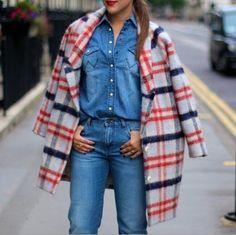 (via CHANNELLING | TheyAllHateUs) www.fashionfortheforecast.com #style #inspiration #whattowear #london #weather #forecast #fashionforecast