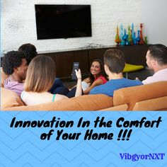 A Smart TV is a technological innovation and convergence between a Normal TV and a smart computer, to keep up with tech savvy generation.