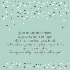 Lieve tekst, gelezen op internet. De bron is ons onbekend. Dus wie het weet, laat het ons weten! Beeld: Boefjespost Mama Quotes, Pregnancy Quotes, Quotes And Notes, Baby Family, Quotes For Kids, Gender Reveal, Jelsa, Kids And Parenting, Baby Room
