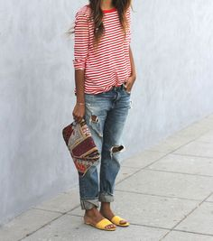 Easy Looks With Jeans