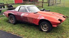 Possible L84 Found: 1965 Corvette - http://barnfinds.com/possible-l84-found-1965-corvette/
