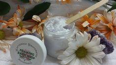 Lavender Foaming Bath Whip 4oz by MarozniasAdornments on Etsy