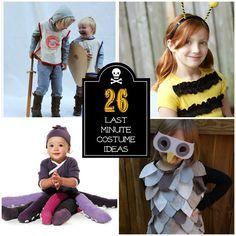 Kostüm-Ideen, speziell für Kinder