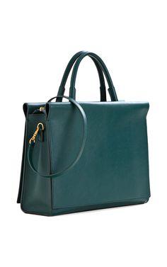 Calf Leather Thaila Bag - Cambiaghi Resort 2016 - Preorder now on Moda Operandi