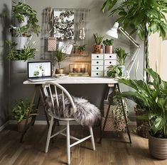 9 Endless Cool Tips: Home Decor On A Budget Indian home decor ideas for cheap.Target Home Decor Inspiration retro home decor orla kiely.Home Decor Ikea Bathroom. Home Office Design, Home Office Decor, House Design, Office Ideas, Office Designs, Office Inspo, Zen Home Office, Cozy Office, Casual Office