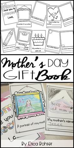 Mothers day book your moms will love getting this cute gift mothers day booklet fandeluxe Choice Image