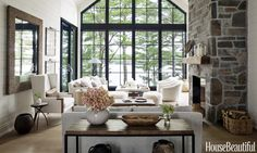 Living Room: Windows