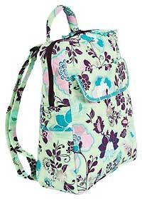 Got Your Back Backpack Purse Pattern - This backpack pattern By Annie Unrein will keep you organized and hands free!