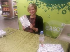 Cecelia Ahern book signing in Donegall Place, Belfast - Oct 2012