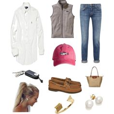 A day out with the girls - Polyvore