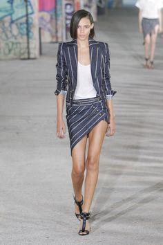 Spring / Summer 2015 - Paris Fashion Week - Anthony Vaccarello