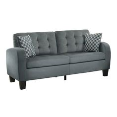 SINCLAIR Sofa Grey