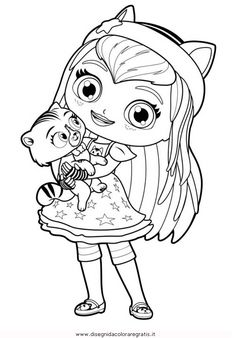 little charmers coloring pages 4 Coloring pages   Disegni da colorare: little charmers   colora  little charmers coloring pages