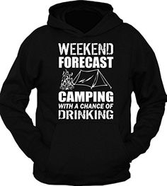Weekend Forecast Camping With A Chance Of Drinking Hoodie... https://www.amazon.com/dp/B01DMOMD5U/ref=cm_sw_r_pi_dp_x_iWHpybB36VF70