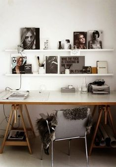 I like the desk in the picture that can be adjusted for height. GOOD