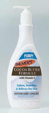 Cocoa Butter Body Lotion by Palmers...$4.69....overall the best