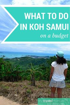 How to have fun in Koh Samui, Thailand without breaking the bank. These tips will ensure you stay thoroughly entertained without deviating from your budget.