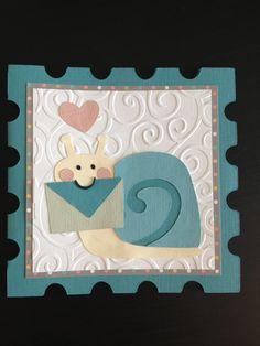 Snail mail - by Nancy Hopkins