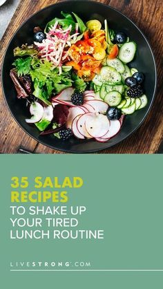 These tasty salad recipes like Pasta Caprese Salad, Fruity Shrimp Salad and Artichoke, Chicken and Corn Salad will spice up your next lunch or dinner. Tuna Salad Pasta, Caprese Pasta, Shrimp Salad, Caprese Salad, Summer Salad Recipes, Healthy Salad Recipes, Summer Salads, Stop Eating, Clean Eating