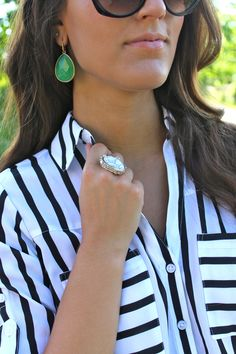 Emerald gems.