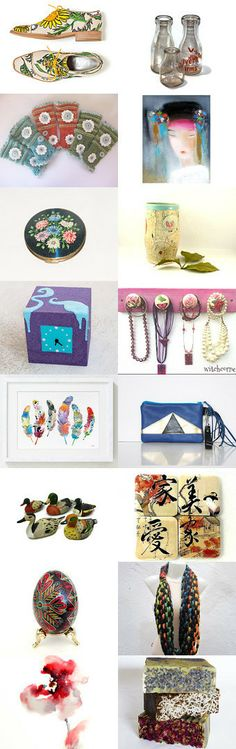 Colourfull by Roy Itzhack on Etsy--Pinned with TreasuryPin.com