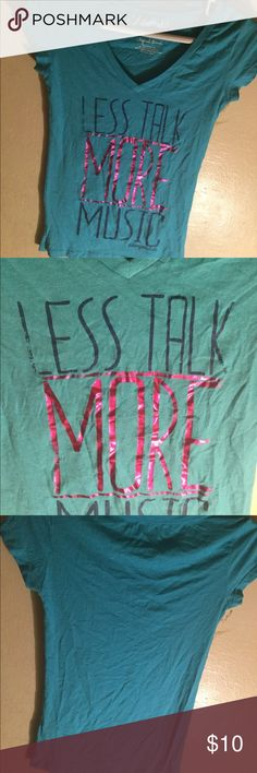 Aeropostale Graphic T-Shirt In good condition the flaw is that some of the wording has kind of faded Aeropostale Tops