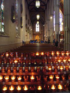 St. Michael's Catholic Cathedral, Toronto, Canada