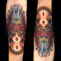 Marina Goncharova Tattoo Artist
