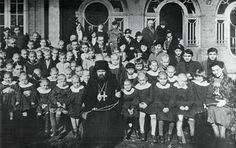St. John and children