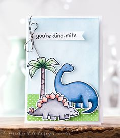Debby Hughes - Lime Doodle Design - Lawn Fawn stamps, Simon Says Stamp dies Baby Birthday Card, Kids Birthday Cards, Boy Cards, Kids Cards, Dinosaur Cards, Lawn Fawn Stamps, Card Tags, Greeting Card, Doodle Designs